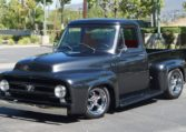 1953 Ford F100 Custom Truck Exterior, Johnston Motorsports