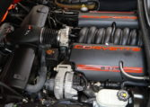 2002 Chevrolet Corvette Convertible Engine, Johnston Motorsports