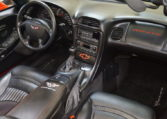 2002 Chevrolet Corvette Convertible Interior, Johnston Motorsports