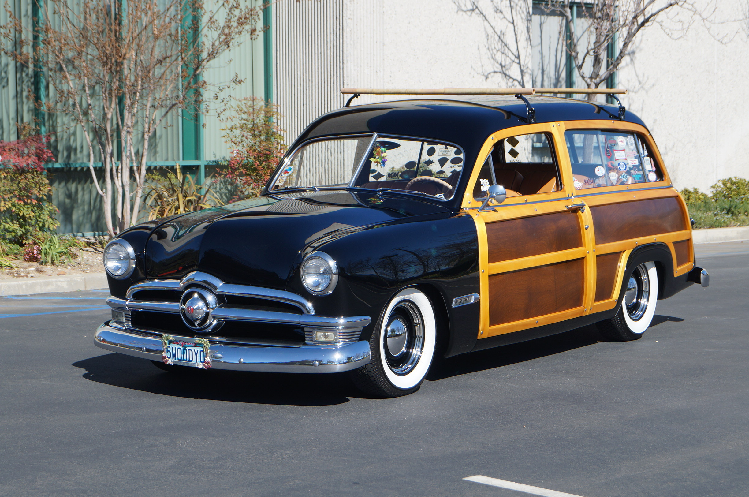 1950 Ford Country Squire Woody