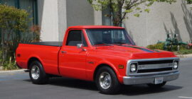 1969 Chevrolet C10 Shortbed Pickup Truck - Sold at Johnston Motorsports