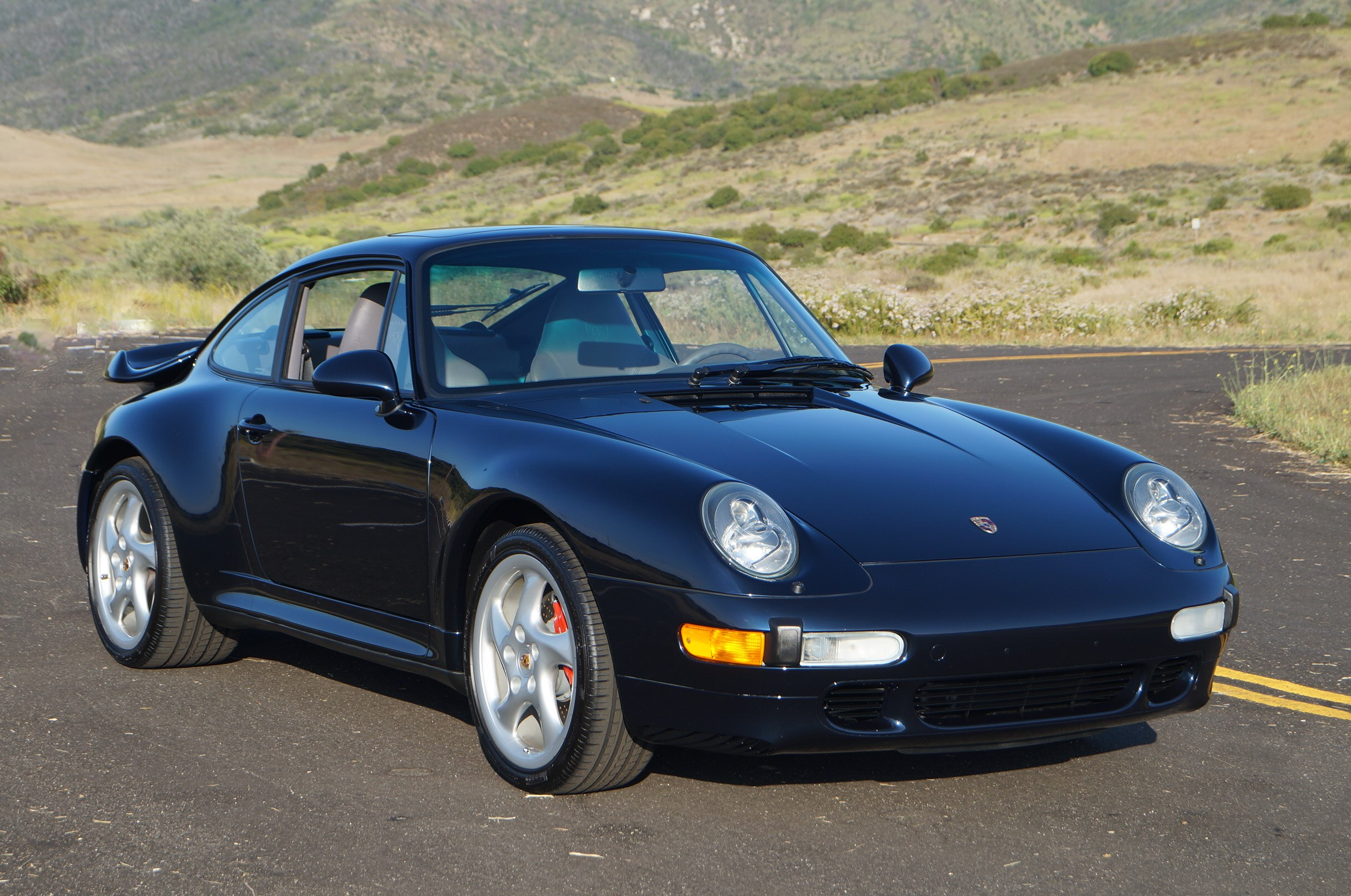 Black 1997 Porsche 911 Turbo - Sold at Johnston Motorsports