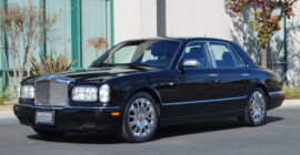Black 2004 Bentley - Sold at Johnston Motorsports