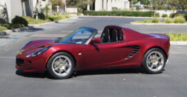 Red 2005 Lotus Elise - Sold at Johnston Motorsports