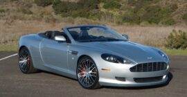 Silver 2006 Aston Martin DB9 - Sold at Johnston Motorsports