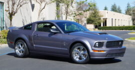 Gray 2006 Ford Mustang GT - Sold at Johnston Motorsports