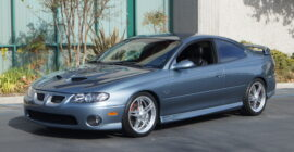 Silver Gray 2006 Pontiac GTO - Sold at Johnston Motorsports